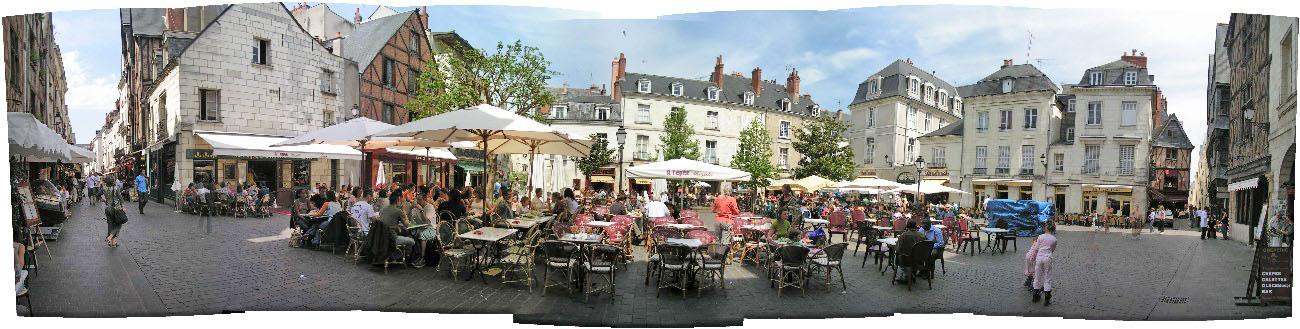 Tours Frankreich