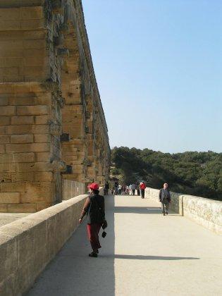 Pont Du Gard Und Nimes
