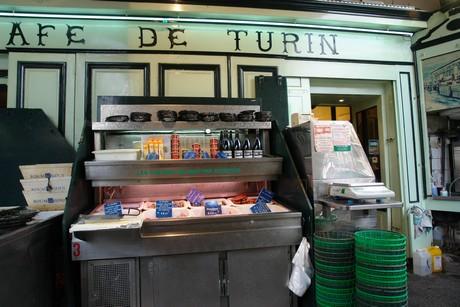 Cafe De Turin Paris