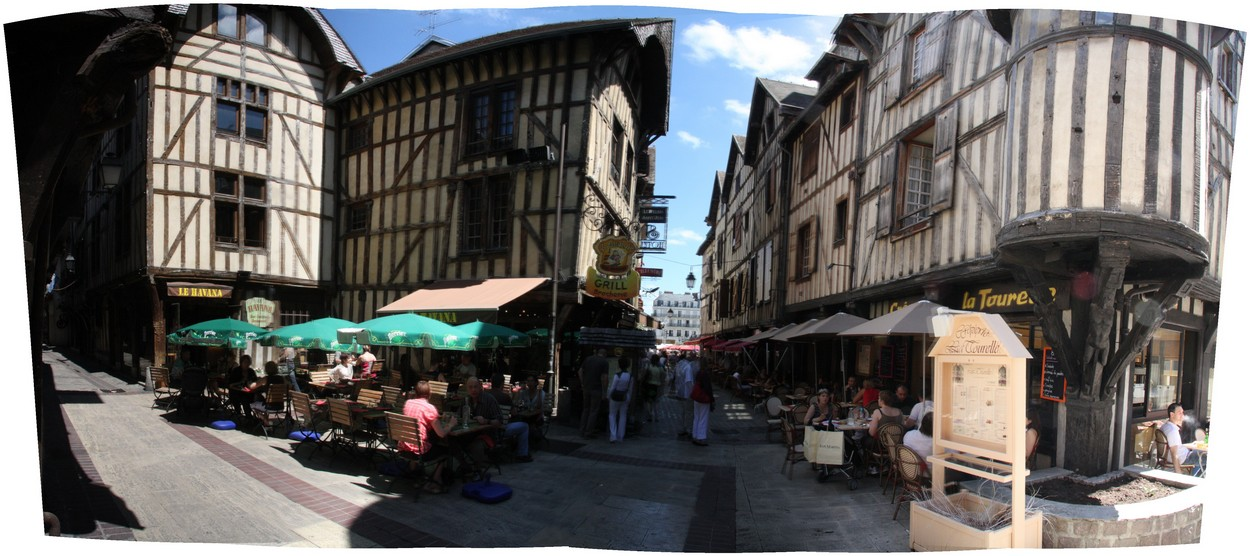 Troyes Frankreich